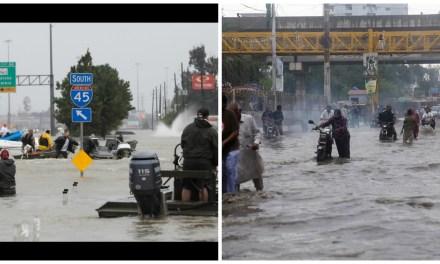 Floods Know No Boundaries