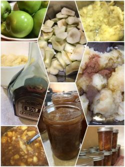 Apple Brandy Butter