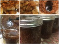 Dried Fig Preserves