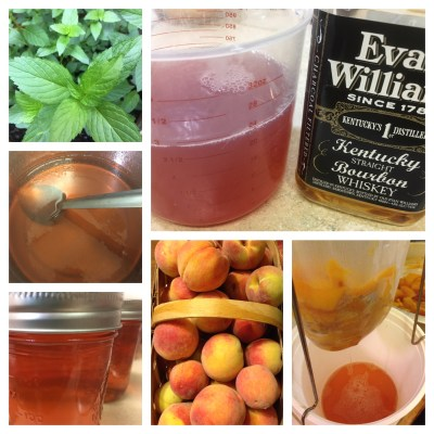 Georgia Peach Julep Jelly