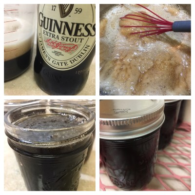 Guinness Beer Jelly