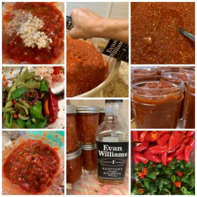 Bourbon Pepper Sauce