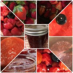 Strawberry Habareno Jam