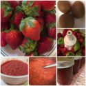 Strawberry Kiwi Jam at Jill's Jams and Jellies