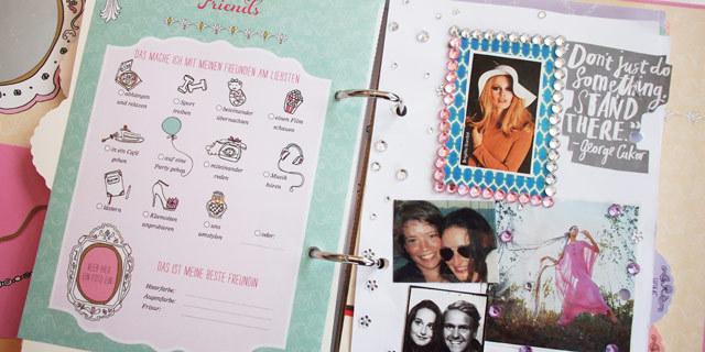 Make your own Style Diary - DIY / Selber machen   Jill Blog