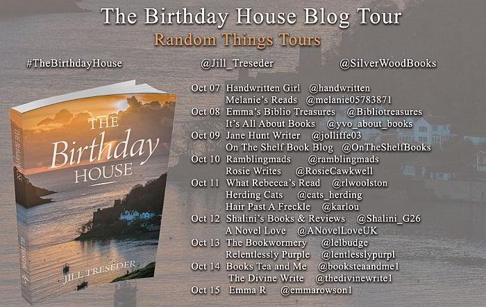 The Birthday House blog tour