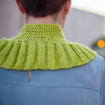 Ashland Collar back view