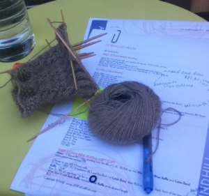 Deadline Knitting