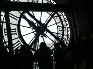Clock-dOrsay