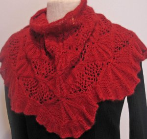 Remarkables Shawlette