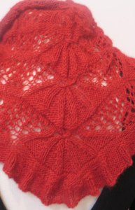 Remarkables Shawlette Tiers