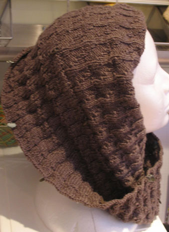 Esperance Cowl Side View
