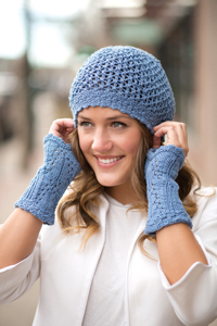 Jill in Love of Knitting, Brixton Cap