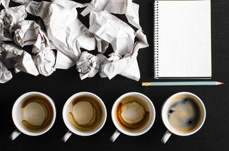 How Ideas Develop: It is a lot harder than it looks!
