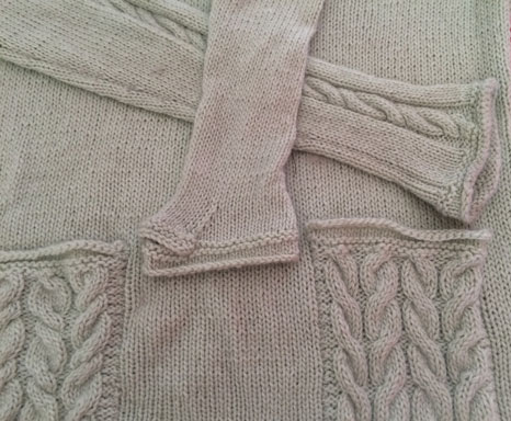 Great Knits: Meath Pullover