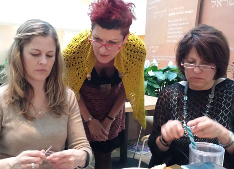 2016-2017 Workshops: Jill Wolcott Knits