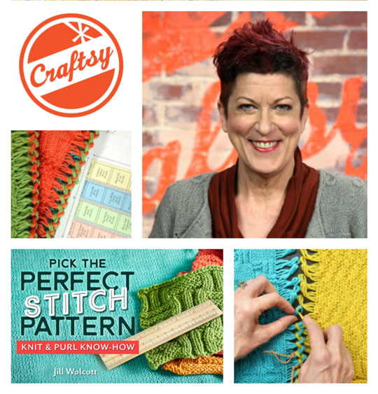 Join Jill on Craftsy