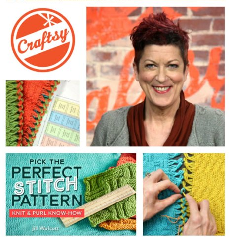 Join Jill on Craftsy: May 2016