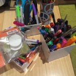 Good Friday: Pens to Sort