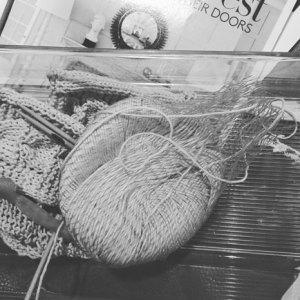 Knitwear Designer: Project on Deadline