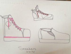 Preparations: TNNA Fashion Show
