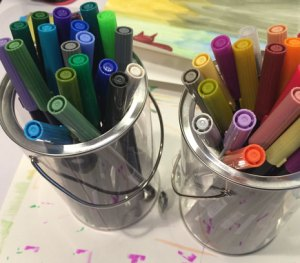Despair: Sorting markers into hot and cool