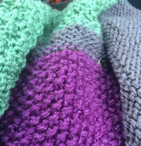 Knitting Through: for Product