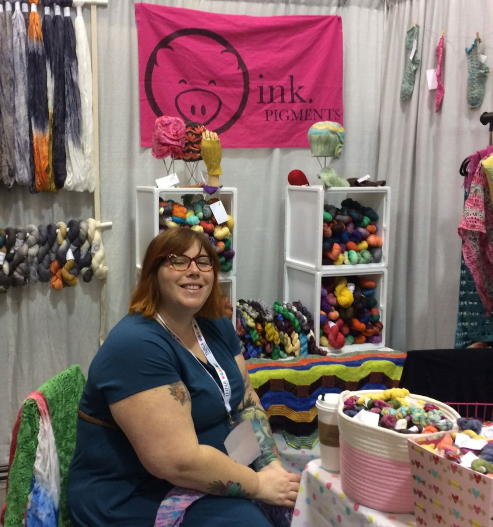 Yarn Industry: Oink Yarn