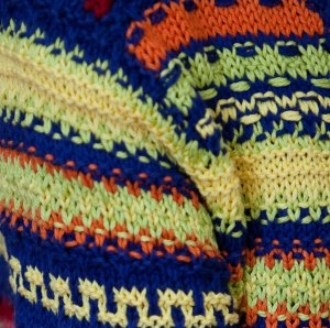 The Joy Of Slip Stitch Patterns