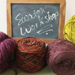 Swatch Workshop! Begins February 27, Runs 4 weeks
