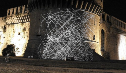 Sublime: Installation by Maurizio Bolognini