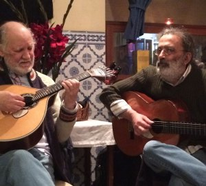 Spring 2017 Travel: Fado Guitarists