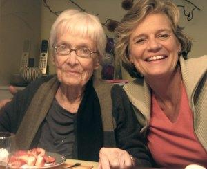 Jane and Paula: Her usual bond
