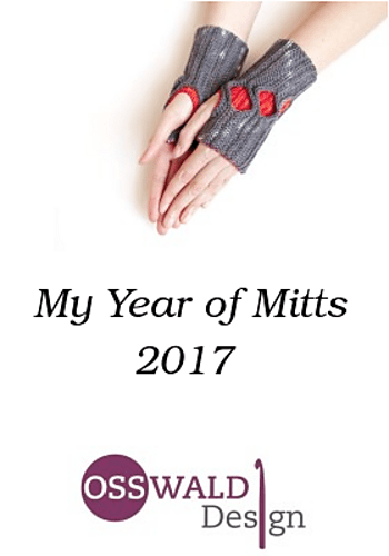 Tanja Osswald My Year of Mitts