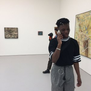 Spring 2017 Travel: Saatchi Gallery / What Art?