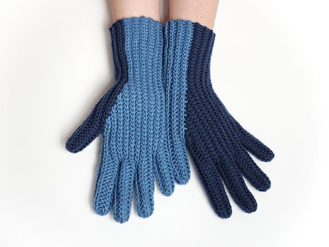Tanja Osswald: Crochet gloves