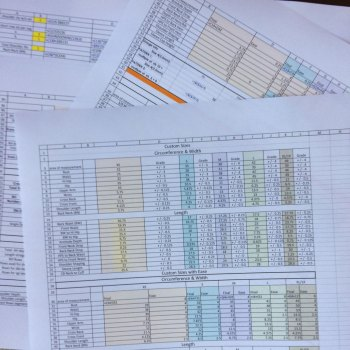 Grading Segment II: Spreadsheets
