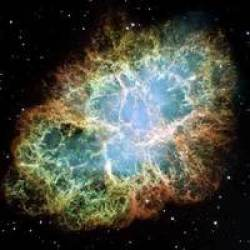 Knit Nebula: Hubble Mosaic