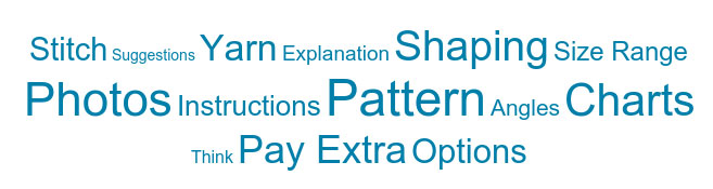 Pattern Preferences: I would pay extra for