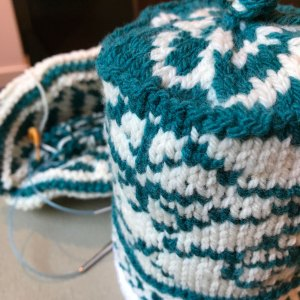 Alterknit: Two-Color Knitting Updated