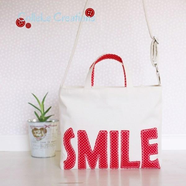 Colleke Creations: The Allison Bag
