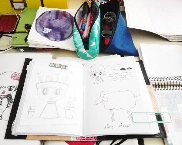 Linda Tieu: A creative journal