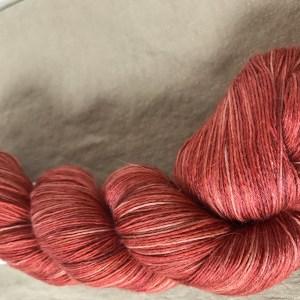 Yarn Fibers: skein of yarn