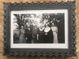 Fiber Dreams: Family photo