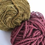 Yarn and Color: Plant dye