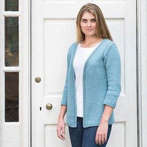 Sue McCain, knitwear designer