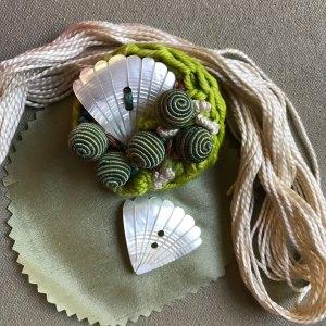 Knitwear Design Intensive: Bringing elements together