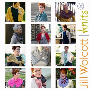 GAL2019: Discounted patterns from Jill Wolcott Knits