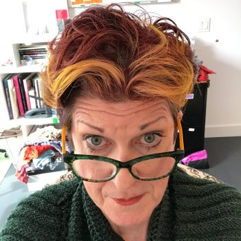 Get Ready: Jill Wolcott Knits Finishing Challenge