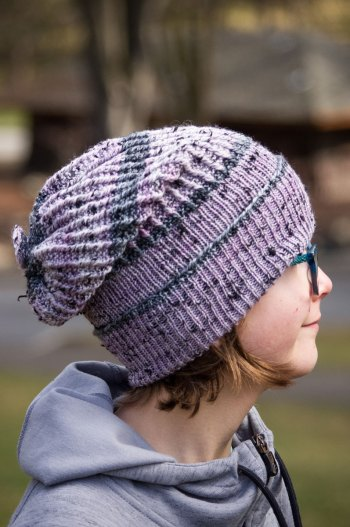 Queenstown Hats striped